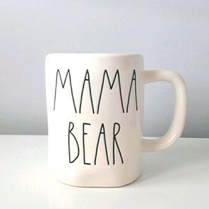 NWT Rae Dunn MAMA BEAR mug